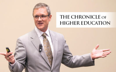 Chronicle of Higher Education Includes UFF-UCF in Coverage of University's Financial Scandal