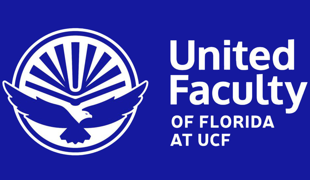 United Faculty of Florida at UCF logo